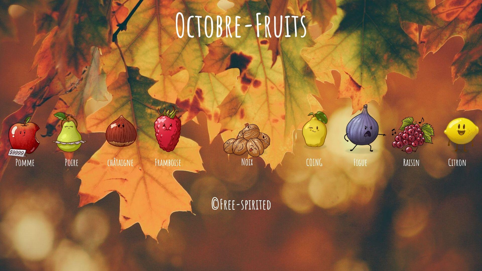 Free-spirited-Octobre-Fruits