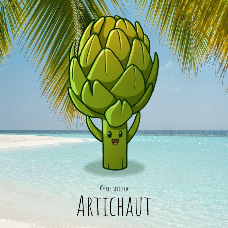 Free-spirited-fruits-légumes-saison-juillet-Artichaut
