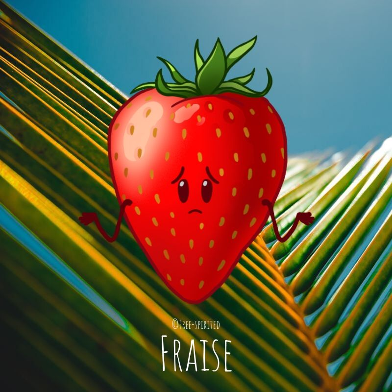 Free-spirited-fruits-légumes-saison-juillet-Fraise