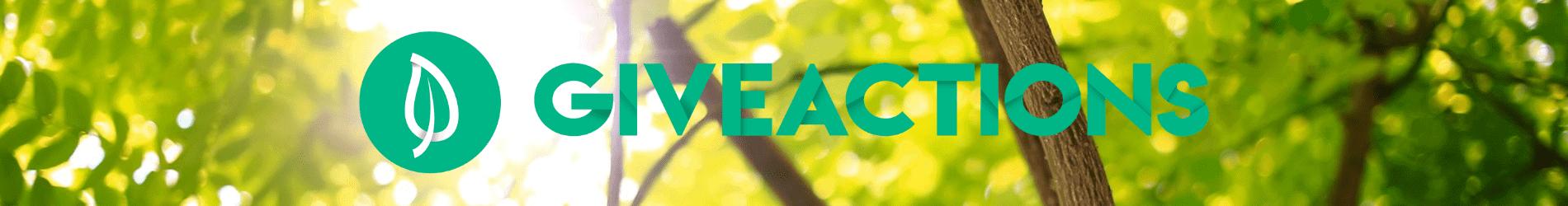 giveaction-application-gratuite-projets-environnemental-planter-arbre-sauver-abeille